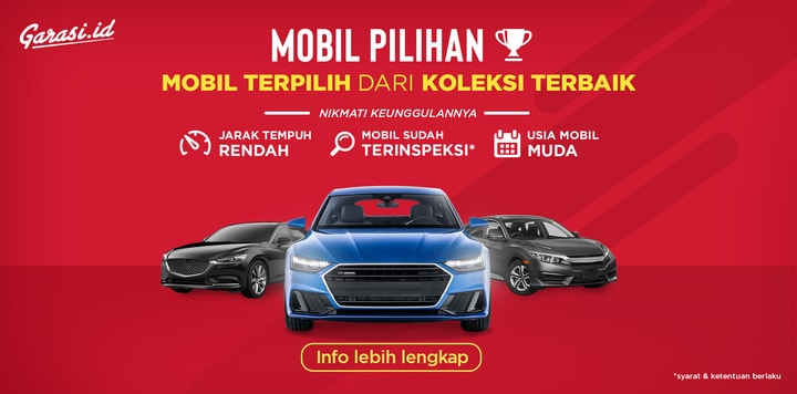 Mobil Pilihan Garasi.id