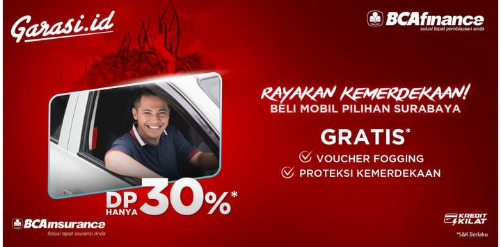 Promo Kemerdekaan 2020 - Mobil Pilihan Surabaya