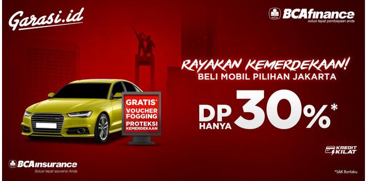 Promo Kemerdekaan 2020 - Mobil PilihanJakarta