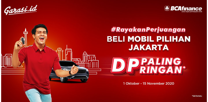 Promo Rayakan Perjuangan - Jakarta