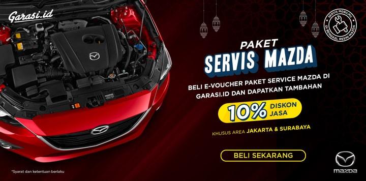 Paket Servis Mazda