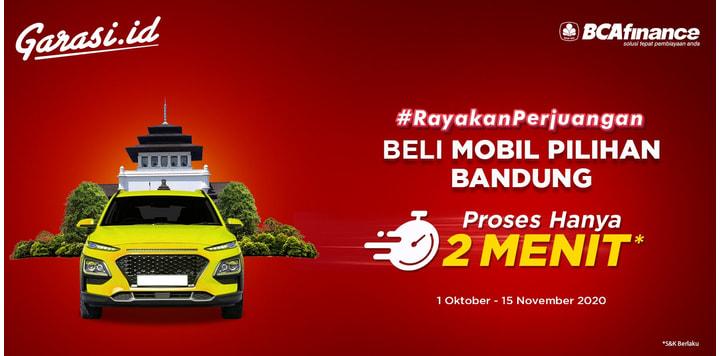 Promo Rayakan Perjuangan - Bandung