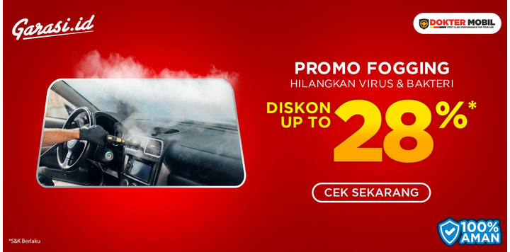 Promo Fogging + CDC