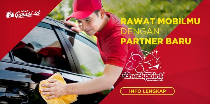 Rawat Mobil dengan Detailing Checkpoint Sutami Bandung