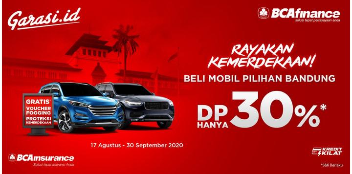 Promo Kemerdekaan 2020 - Mobil Pilihan Bandung