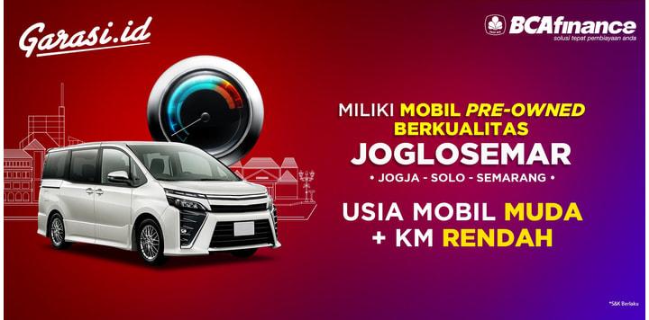 2021 - Mobil Pre-owned Joglo Semar