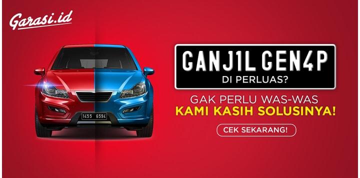 Fitur  Ganjil-Genap