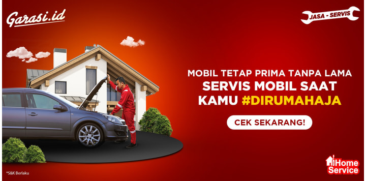 Promo Payday! Home Service