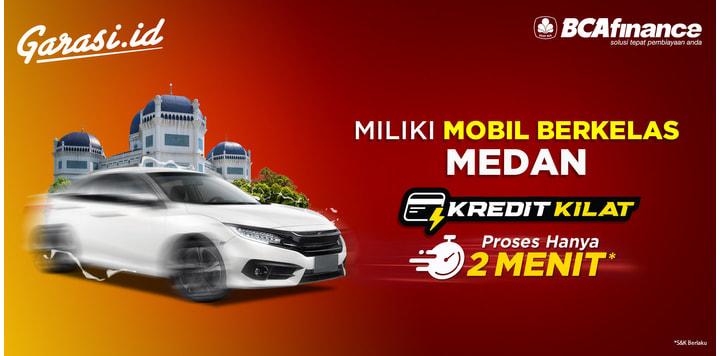 2021 - Mobil Berkelas Medan