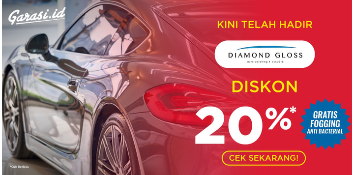 Promo untuk semua produk Diamond Gloss