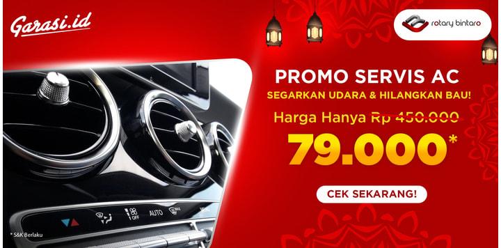 Promo Paket AC Rotary Binatro 2