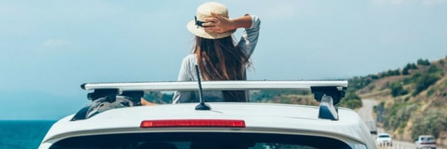 Sunroof Mobil