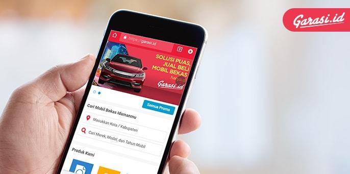 Berniat Beli Mobil Bekas Online? Garasi.id Jawabanya