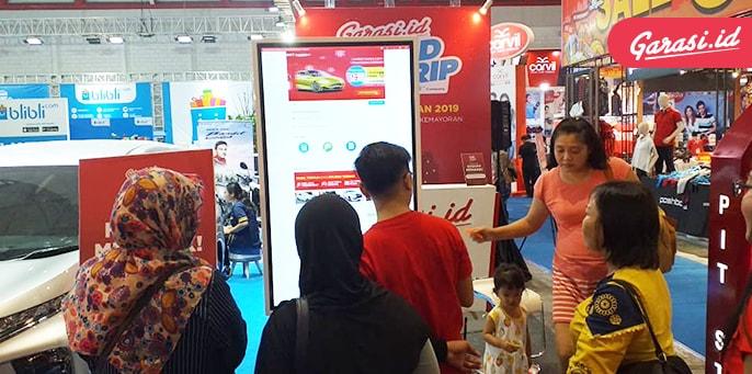 Jelang Akhir Tahun Garasi.id Ikutan BigBang Jakarta