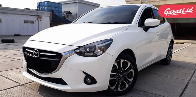 Cari Hatchback Harga 'Ekonomis'? Mazda 2 Jawabanya