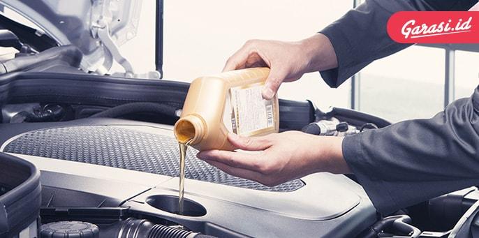 Untuk Mobil Bekas, Pilih Pelumas Yang Sesuai Spesifikasi Mesin
