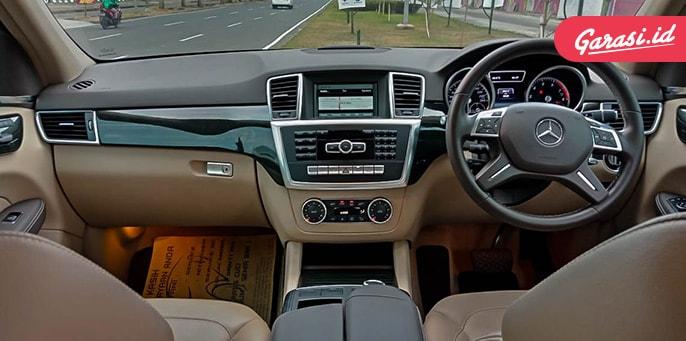 Mercedes Benz ML-Class 400, SUV ala Eropa Ini Wajib Kamu Boyong