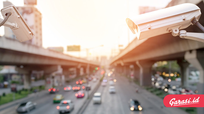 Tilang CCTV Mulai Digalangkan, Jakarta Jadi Percontohan