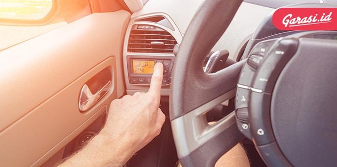 Berkendara Harus Hati-hati, Jalan Berkerikil Bisa Rusak Konsendor AC