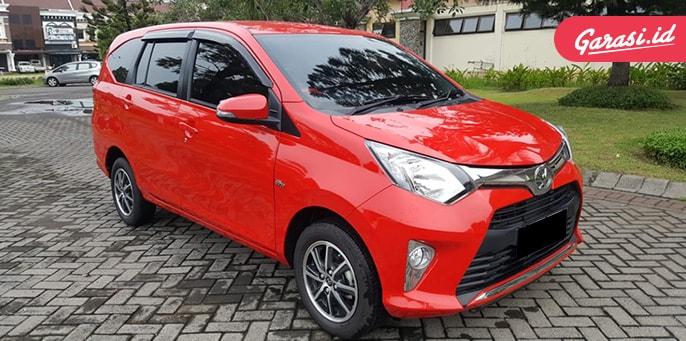 Beli Mobil Bekas Toyota Calya di Garasi.id Bisa Dapat 5 Juta!
