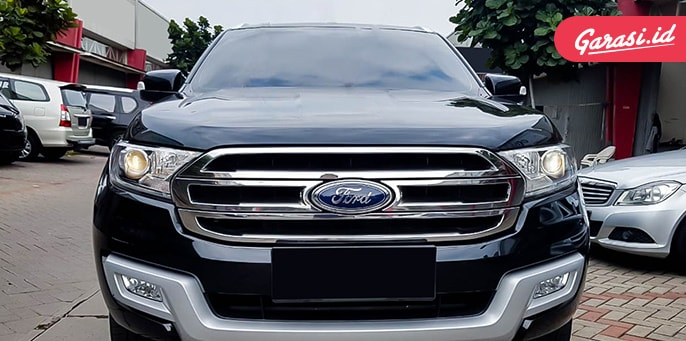 Jelajah Medan Menantang, Ford Everest Bisa Jadi Pilihan