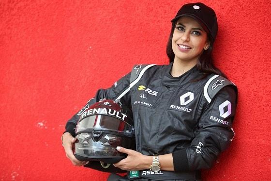 Arab Saudi Cabut Larangan Wanita Mengemudi, Aseel Al Hamad Gaspol F1