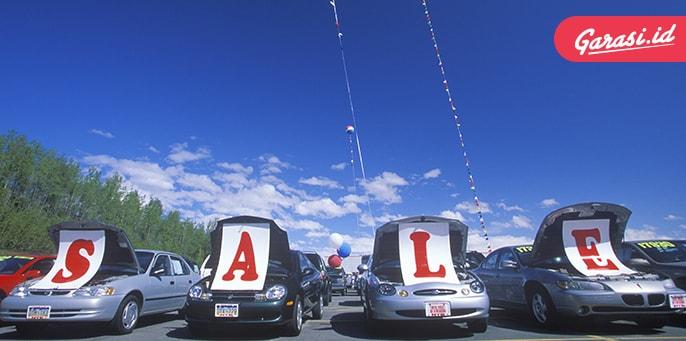 Mau Jual Mobil Bekas, Berapa Si Harga Yang Pantas?