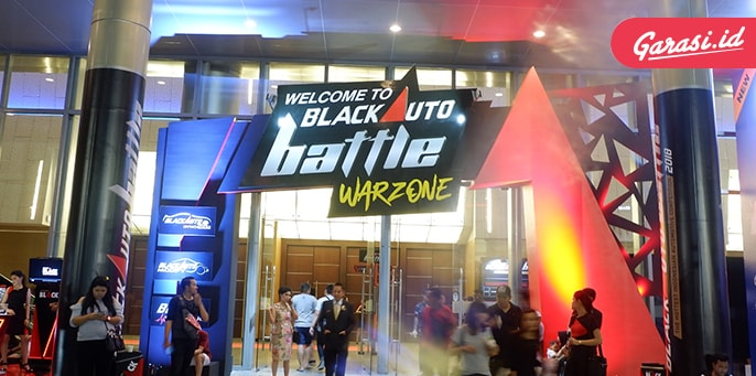 Hari Ini Final BlackAuto Battle 2018 Surabaya