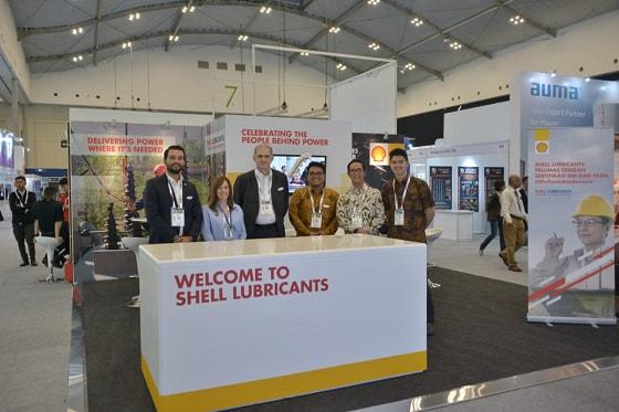 Shell Rilis Pelumas Ber SNI di Ajang Power-Gen Asia 2018