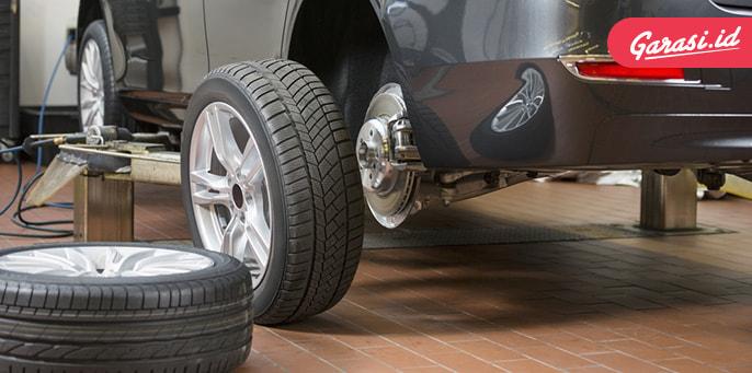 Aturan Baru, Mobil Boleh Tidak Bawa Ban Cadangan! Asal?