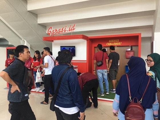 Nonton Indonesia Open, Pulang Bisa Bawa Mobil