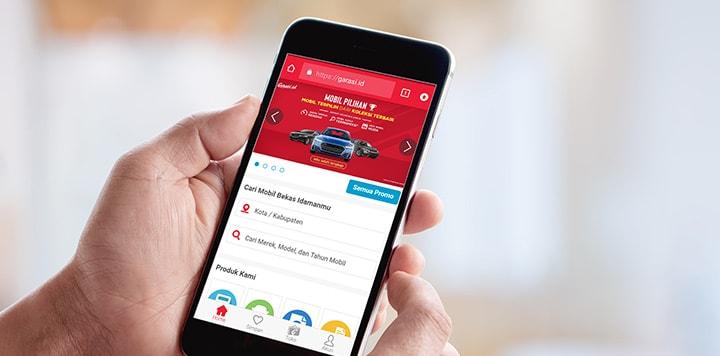 Garasi.id Jadi Solusi Paling Tepat Untuk Jual Beli Mobil Bekas