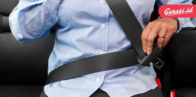 Kenali Cara Kerja Seat Belt Pretensioner