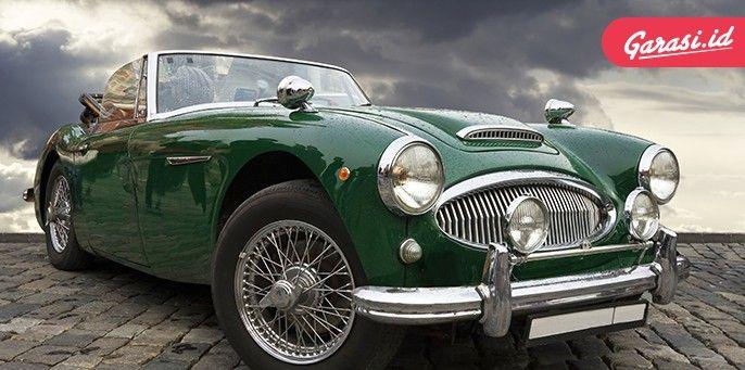 Bedakan Mobil Antik, Vintage, dan Retro