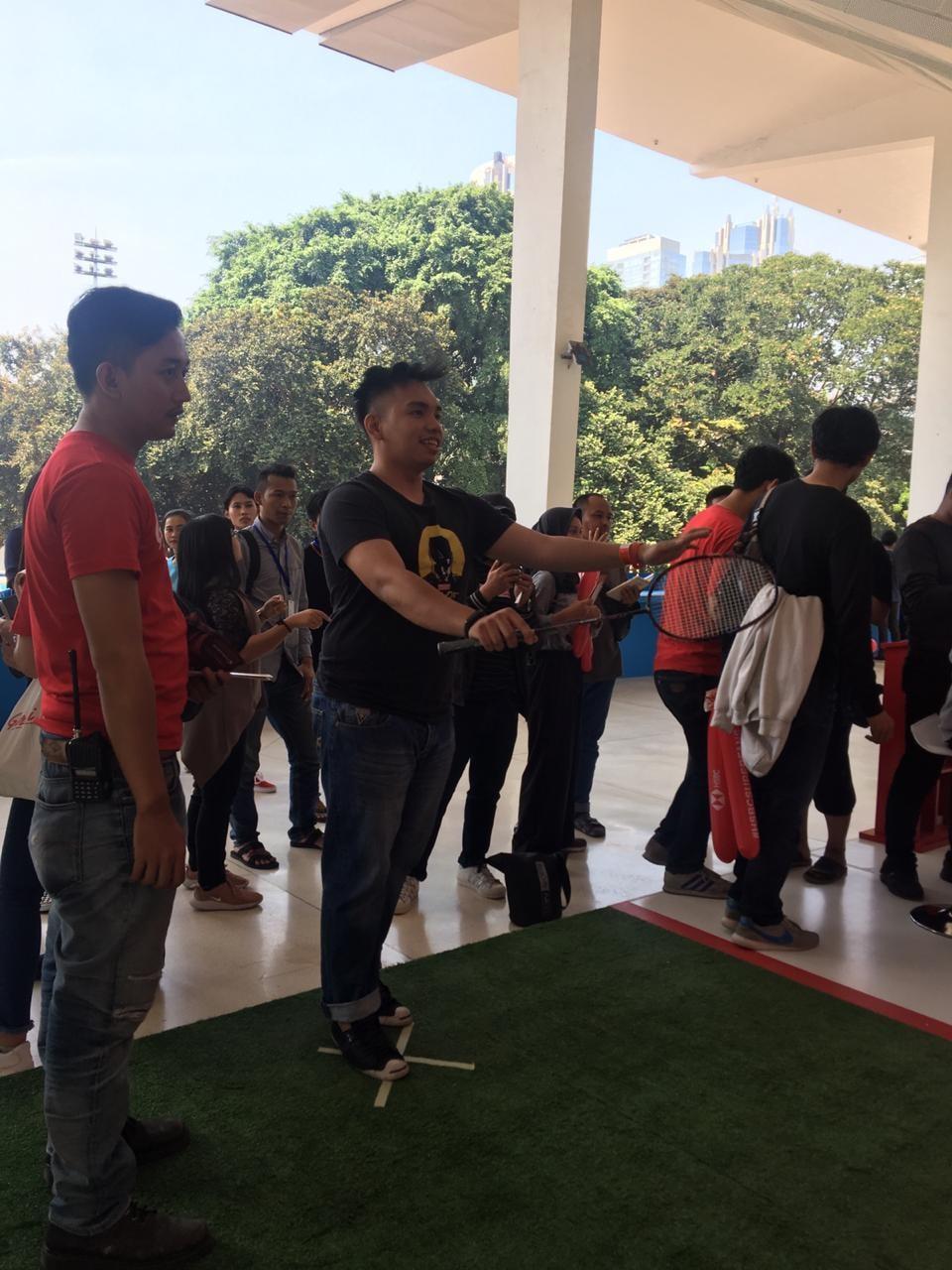 BIO 2019 : Dukung Indonesia dan Tunjukkan Semangatmu di Booth Garasi.id