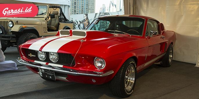 Muscle Car dan Pony Car Berbeda, Ini Penjelasannya