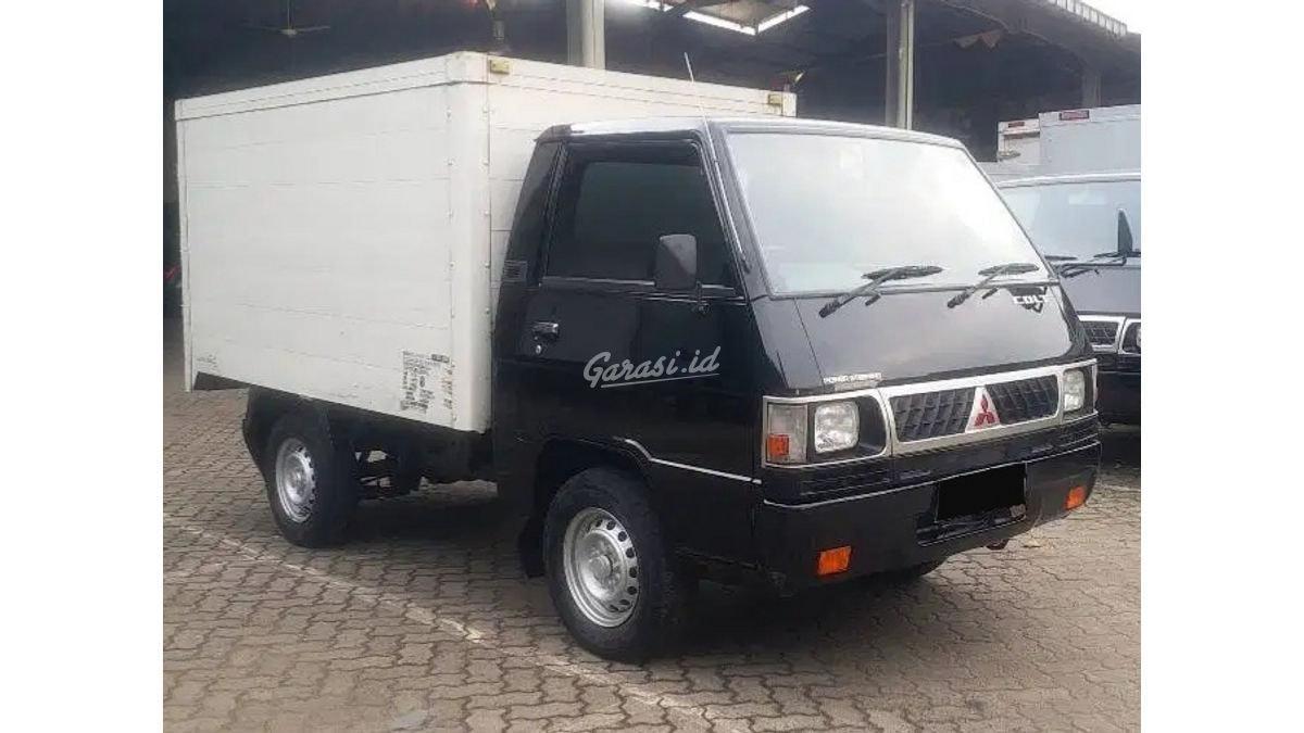 Jual Mobil Bekas 2018 Mitsubishi L300 Box Jakarta Barat 00qj334 Garasi Id