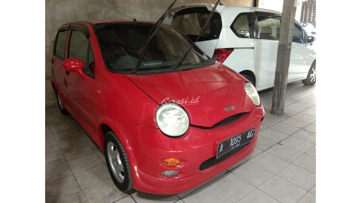 Jual Mobil Bekas 2008 Chery Qq Yogyakarta 00qc429 Garasi Id