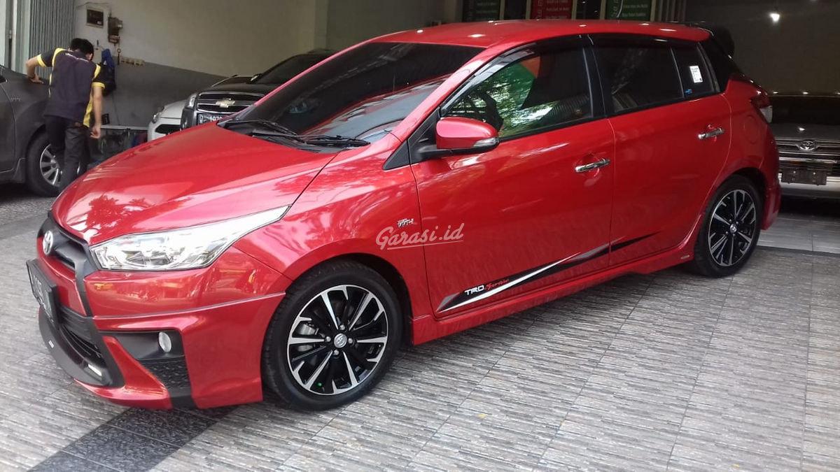 Kelebihan Kekurangan Harga Toyota Yaris 2017 Spesifikasi