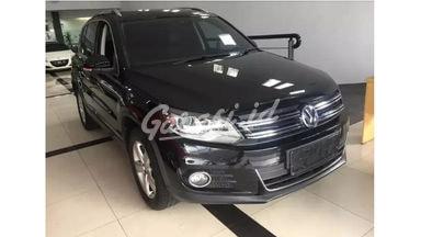 2014 Volkswagen Tiguan CVWJ - Barang Bagus Dan Harga Menarik