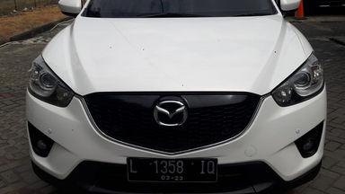 2012 Mazda CX-5 2.5L AT HIGH - Barang Cakep