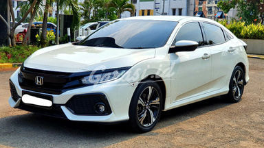 2018 Honda Civic E