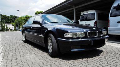 1996 BMW 7 Series BMW750iL V 12 Jamesbond - Istimewa jarang pakai
