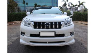 2010 Toyota Land Cruiser Prado TX Limited - Barang Istimewa