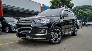 2016 Chevrolet Captiva LTZ - Mobil Pilihan