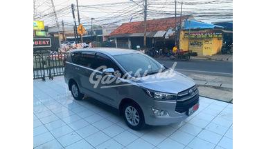 2016 Toyota Kijang Innova G - service record tangan pertama