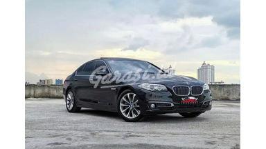 2015 BMW 5 Series 520D F10