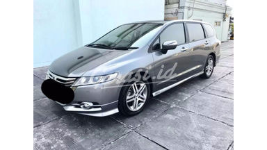 2012 Honda Odyssey PRESTIGE - SIAP PAKAI!