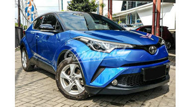 2018 Toyota CH-R 1.8 - Garang Istimewa Full Perawatan