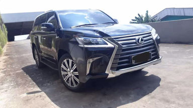 2016 Lexus LX LX570 - Tangguh Super Istimewa